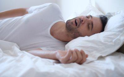 Bezdech senny. Objawy i leczenie