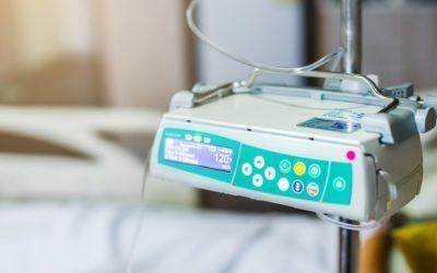 Jak bezpiecznie obsługiwać pompy infuzyjne?